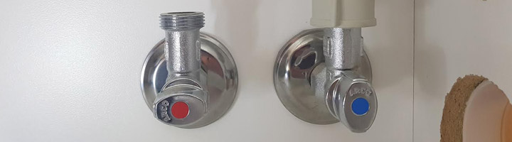 Concealed Washing Machine Taps